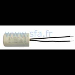6.3 µF Capacitor