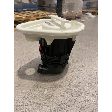 Complete Motor with Trap for Sanicubic 2 Pro and Classic (older unit)
