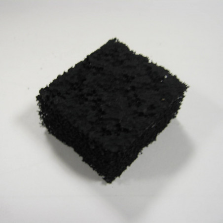 Single carbon filter replacement