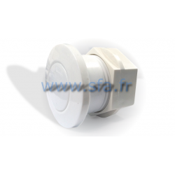 Pneumatic push button