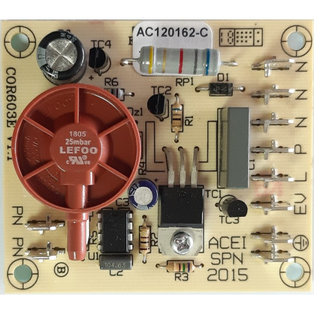 STD card for simple pushbutton switch.