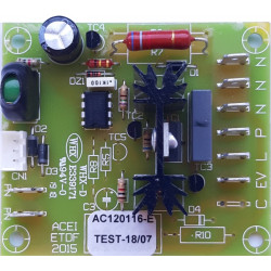 Circuit board for the...